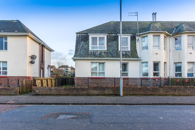 Thumbnail Flat for sale in James Brown Avenue, Ayr