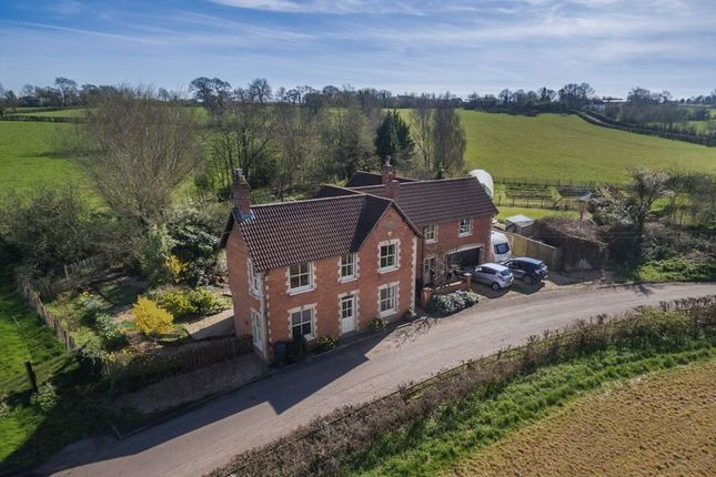 Thumbnail Detached house for sale in Station Road, Ashcott, Bridgwater