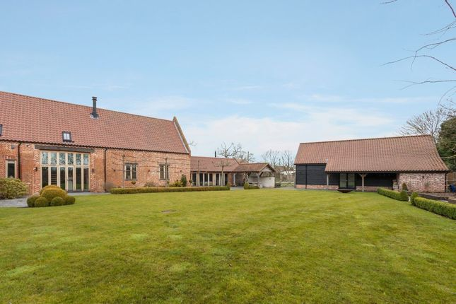 Thumbnail Barn conversion for sale in Scratby Road, Scratby, Great Yarmouth