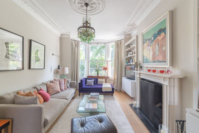 Thumbnail Town house to rent in Melrose Terrace, London