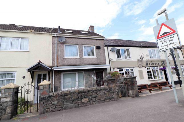 Thumbnail Terraced house for sale in Ystrad Road, Swansea