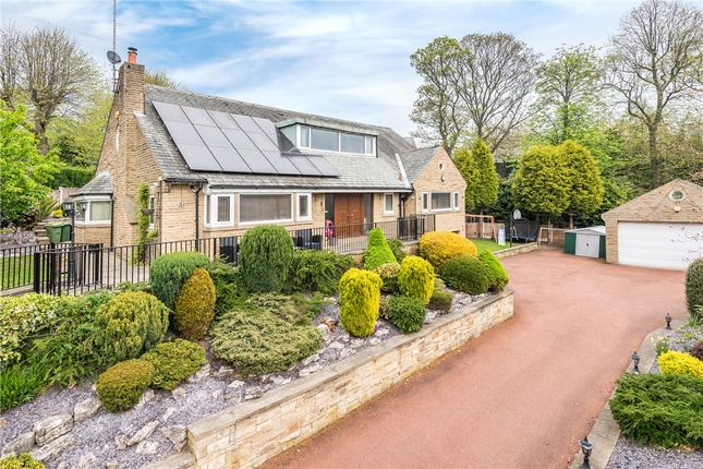 Thumbnail Detached house for sale in Coniston, Timothy Lane, Upper Batley, West Yorkshire