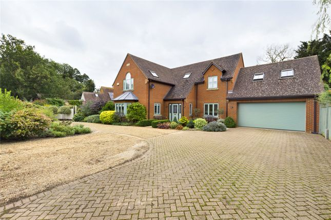 Thumbnail Detached house for sale in The Green, Ickwell, Biggleswade