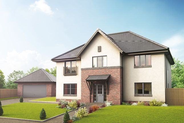 """Thumbnail Detached house for sale in """"The Macrae"""" at Blinkbonny Road, Currie"""