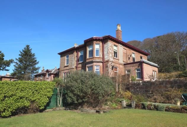 Thumbnail Flat for sale in Shore Road, Skelmorlie, North Ayrshire