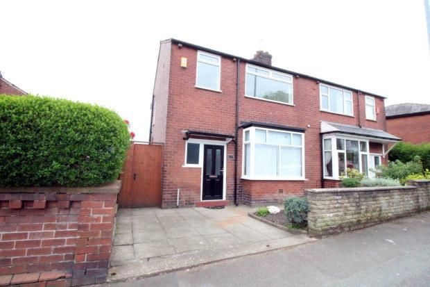 Thumbnail Semi-detached house to rent in Church Road, Smithills, Bolton
