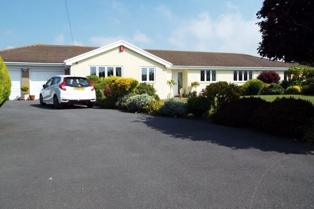 Thumbnail Detached bungalow for sale in 19 Easterfield Drive, Southgate, Swansea