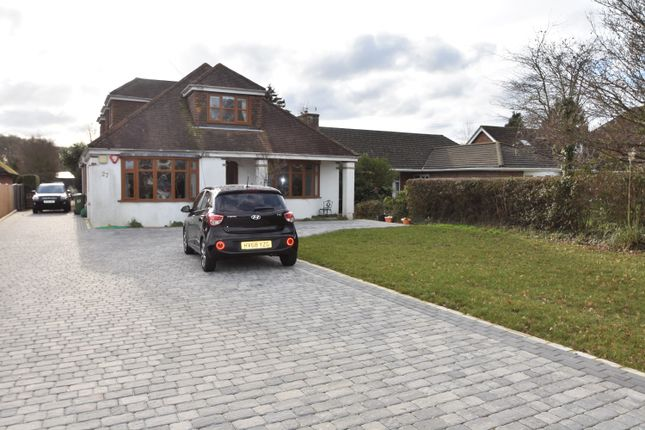 Thumbnail Semi-detached bungalow to rent in New Road, Lovedean, Waterlooville