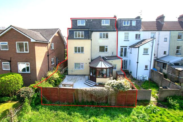 Thumbnail End terrace house for sale in Roseland Crescent, Exeter