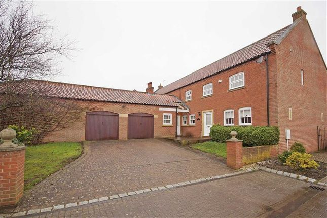 Thumbnail Semi-detached house to rent in St. Mongahs Court, Copgrove, North Yorkshire
