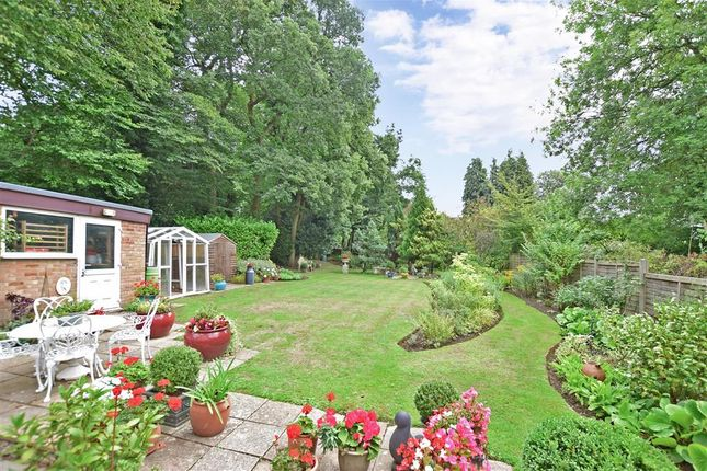 Thumbnail Bungalow for sale in Hoath Lane, Wigmore, Gillingham, Kent