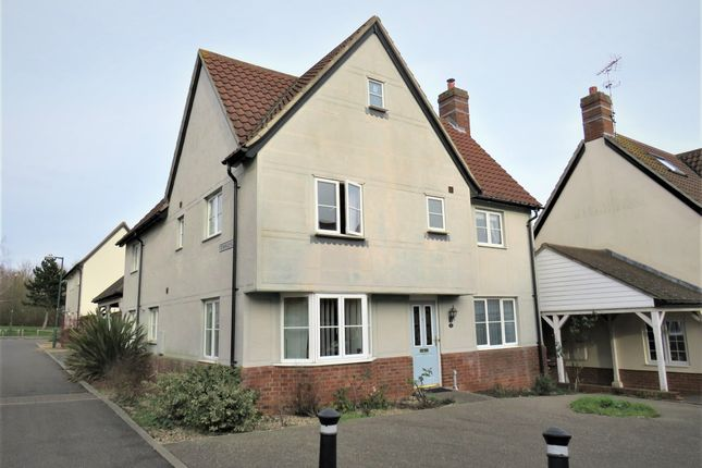 Thumbnail Detached house for sale in Bryant Link, Springfield, Chelmsford