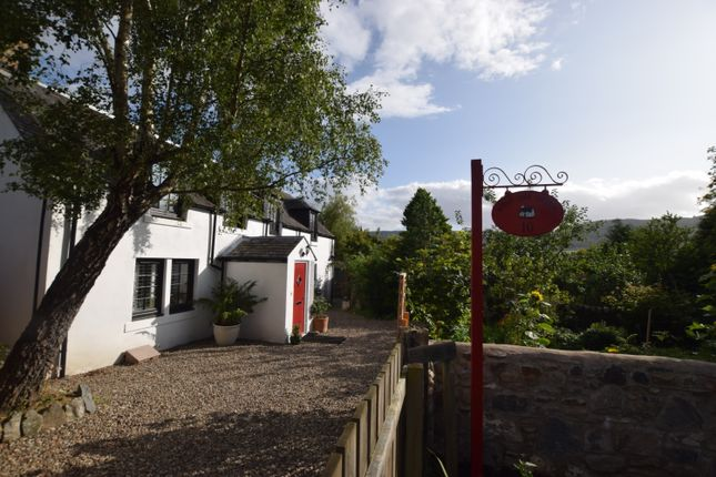 Thumbnail Cottage for sale in Well Brae, Pitlochry