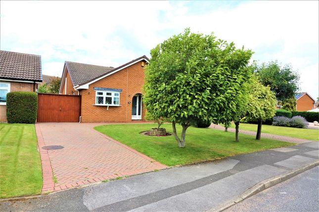 Thumbnail Bungalow for sale in Eastcote Avenue, Bramcote, Nottingham