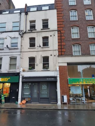 Thumbnail Retail premises to let in Leather Lane, London