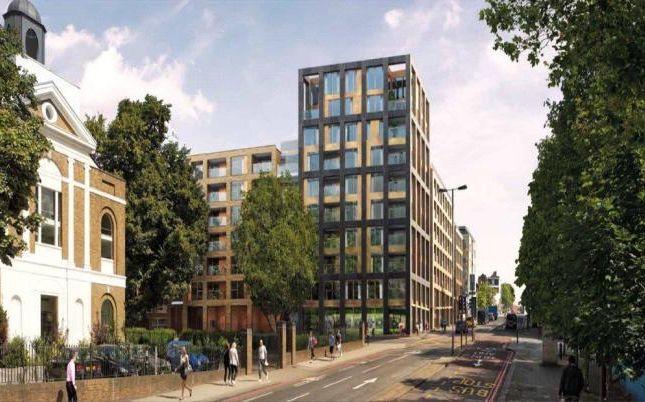 Thumbnail Flat for sale in Kings Cross, St Pancras, Kings Cross, London