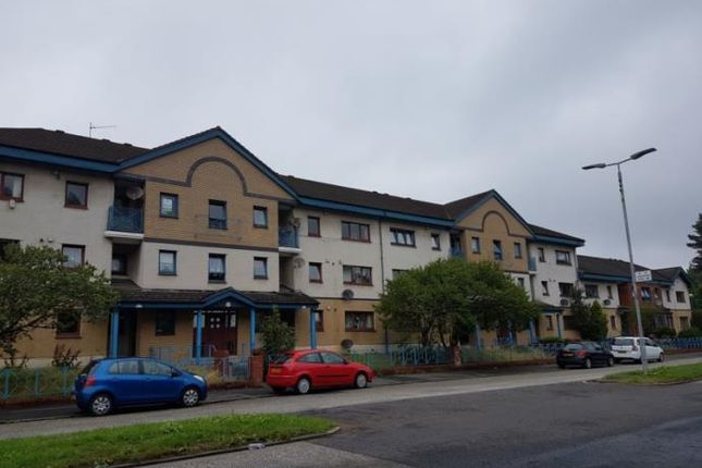 Thumbnail Flat to rent in Lyoncross Road, Glasgow