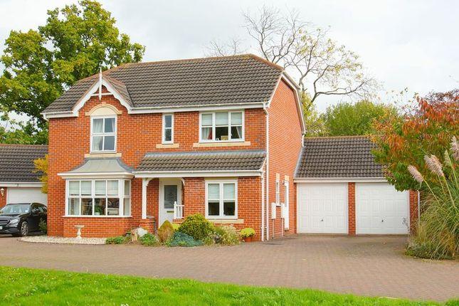 Thumbnail Detached house for sale in Penshurst Road, Oakalls, Bromsgrove