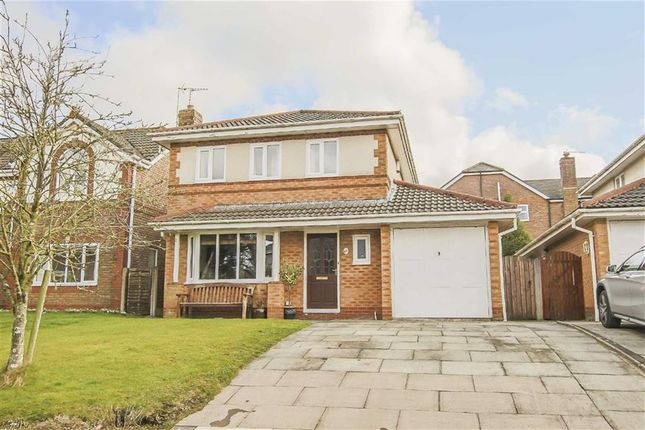 Thumbnail Detached house for sale in Butts Grove, Clitheroe