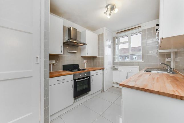 Thumbnail Flat to rent in Holberry House, Kingswood Estate, London
