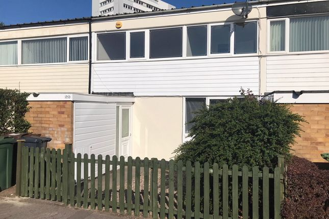 Thumbnail Terraced house to rent in Rathlin Croft, Smith's Wood, Birmingham