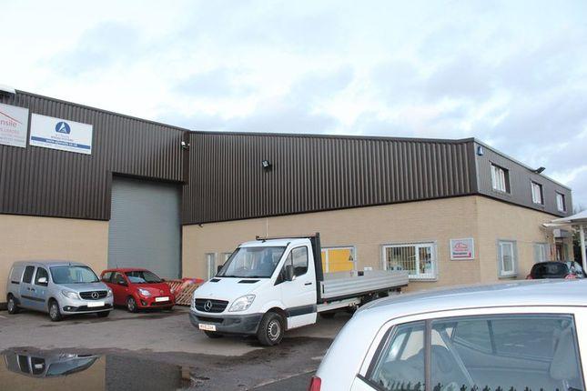Thumbnail Commercial property for sale in Unit 4 Castle Way, Severn Bridge Industrial Estate, Portskewett, Caldicot