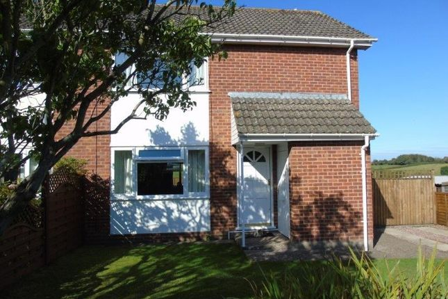 Thumbnail Semi-detached house for sale in Ridgeway Crescent, Whitchurch, Ross-On-Wye, Herefordshire