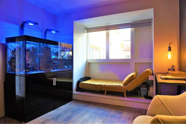 Living Room of Bentinck Street, Manchester M15