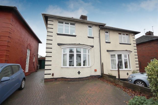 Thumbnail Semi-detached house to rent in Clifton Avenue, Sheffield