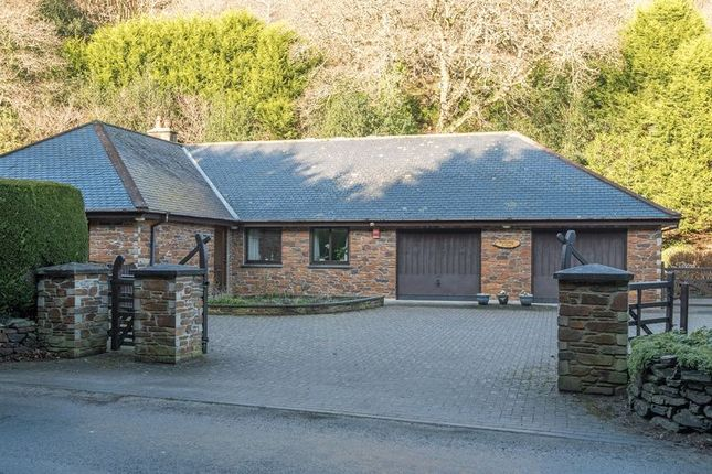 Thumbnail Detached bungalow for sale in Bridge Moor, Redruth