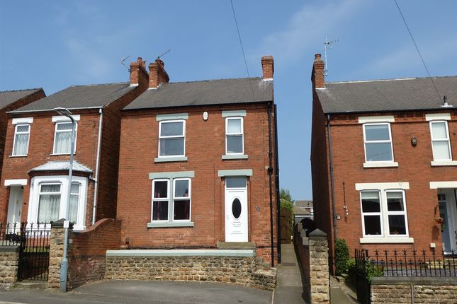 Thumbnail Detached house for sale in Norman Street, Kimberley, Nottingham