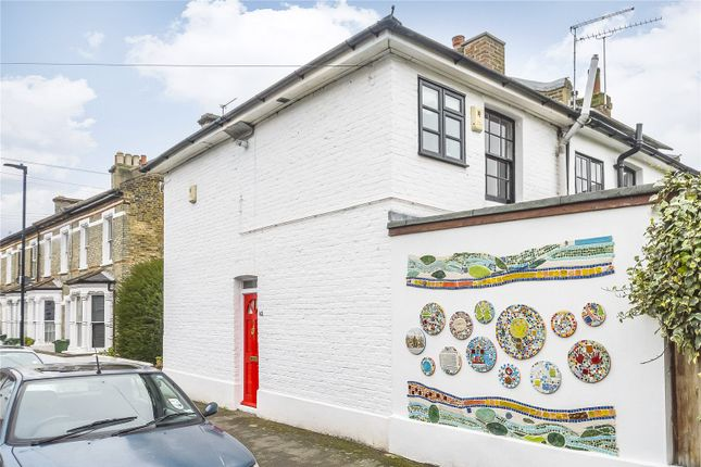 Thumbnail Terraced house for sale in Sulina Road, London