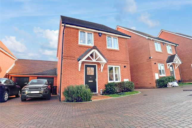 Thumbnail Detached house to rent in Templars Drive, Rochester, Kent
