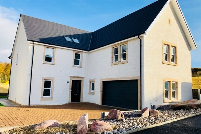 Thumbnail Detached house for sale in Pitdinnie Gardens, Cairneyhill, Dunfermline