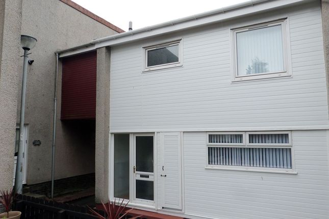 Thumbnail Terraced house for sale in Troon Avenue, Greenhills, East Kilbride