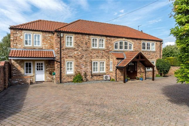Thumbnail Detached house for sale in Old Orchard House, Church Street, Goldsborough, Knaresborough