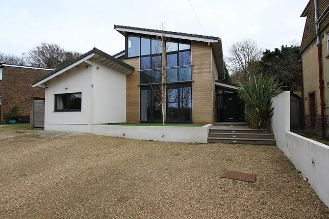Thumbnail Detached house for sale in North Wallington, Fareham, Hampshire