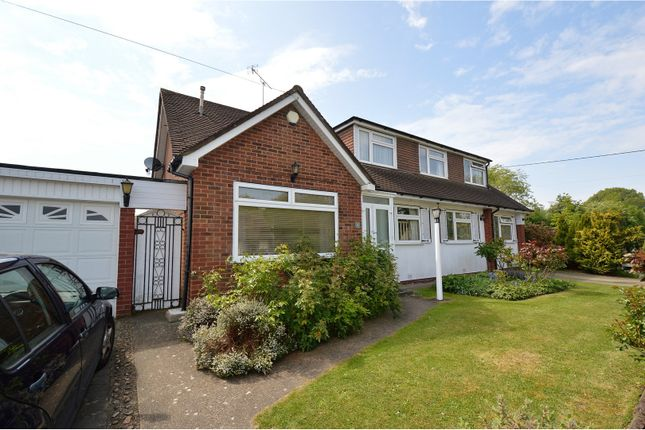 Thumbnail Detached house for sale in Middle Green, Brentwood