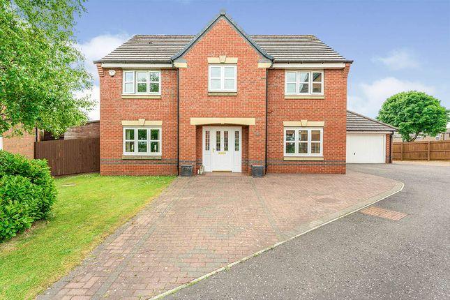 Thumbnail Detached house for sale in Dean Park Brae, Chapel, Kirkcaldy, Fife