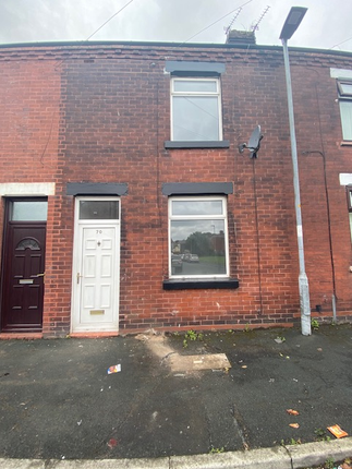 Thumbnail 2 bed terraced house to rent in Cambridge Street, Wigan