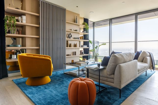 2 bed flat for sale in Marsh Wall, Wardian London E14