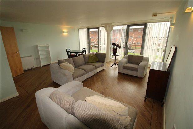 Lounge of Centenary Mill, Preston PR1