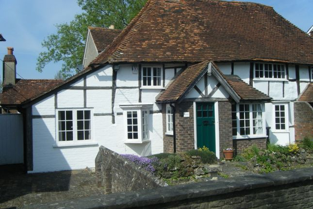 Thumbnail Semi-detached house to rent in Parbrook, Billingshurst