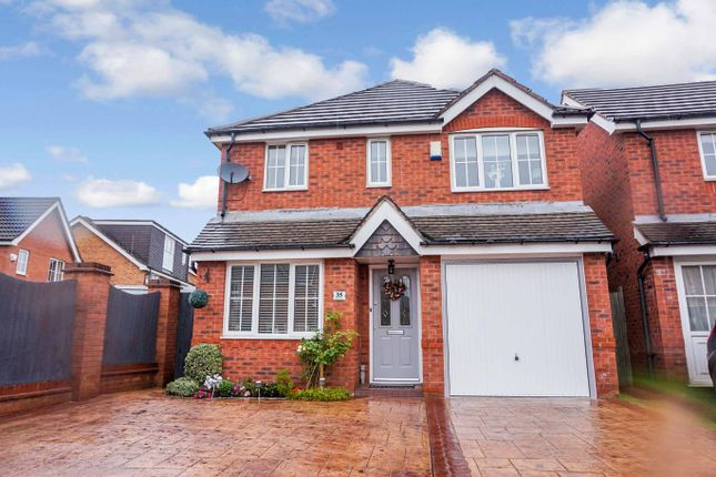 Thumbnail Detached house for sale in Sentry Way, Sutton Coldfield