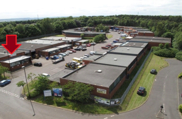 Thumbnail Warehouse to let in Armstrong Industrial Estate, Washington