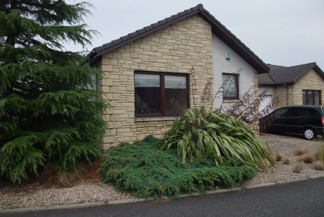 Thumbnail Bungalow to rent in Whitefield Rise, Dunfermline, Fife