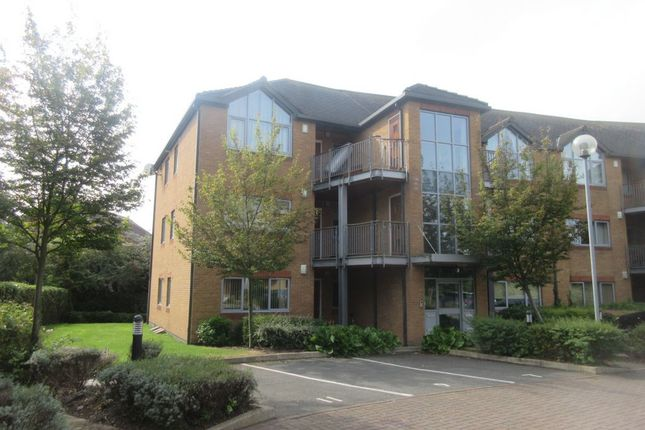 Thumbnail Flat for sale in Dudley Whenham Close, Syston