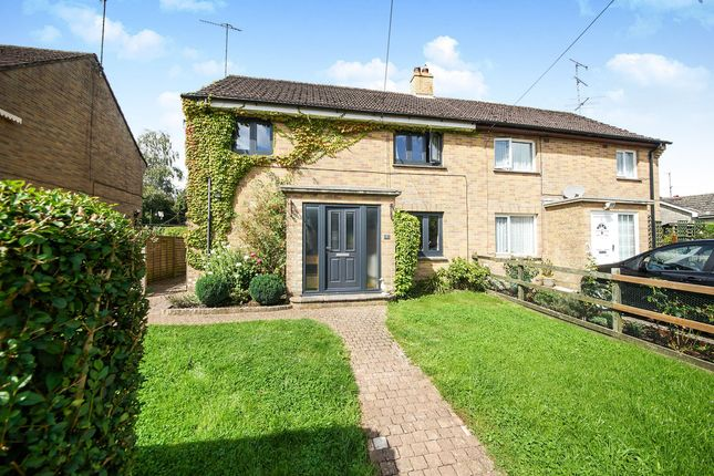 Thumbnail Semi-detached house for sale in Bold Acre Alton Pancras, Dorchester, Dorset