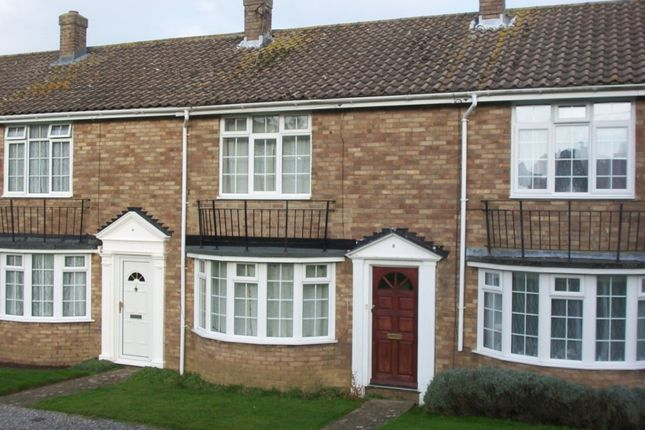 Thumbnail Terraced house to rent in Jeffreys Way, Uckfield