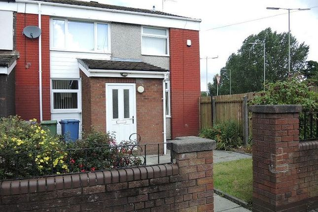 Thumbnail End terrace house for sale in Marled Hey, Stockbridge Village, Liverpool
